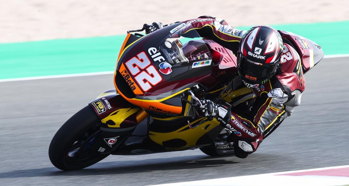GP de Doha de Moto 2 : les qualifiés pour la Q2