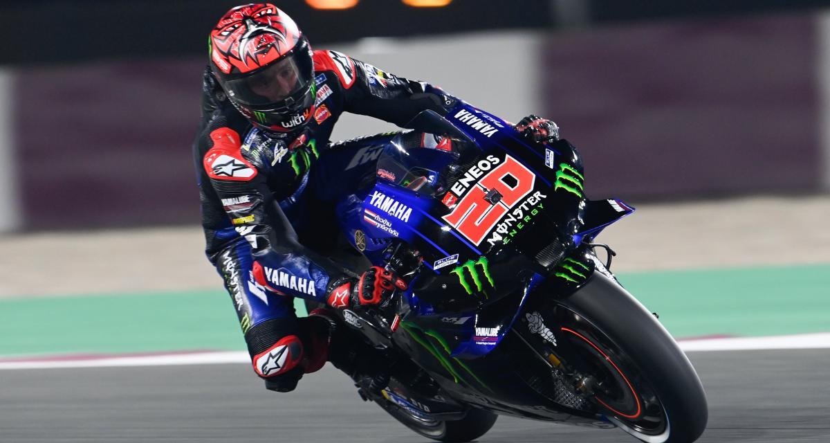 Essais libres 3 du GP de Doha de MotoGP : Les résultats