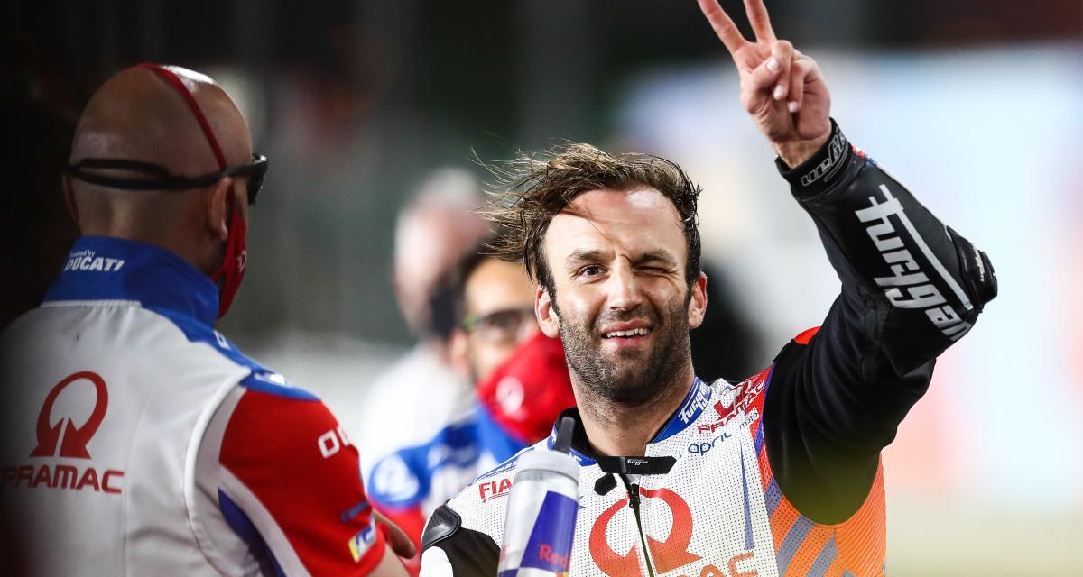 Essais libres 3 du GP de Doha de MotoGP : Zarco explique pourquoi il n'a pas participé (vidéo)