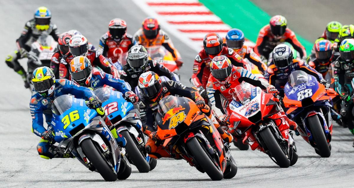 Essais libres du GP de Doha de MotoGP : les meilleurs moments en vidéo