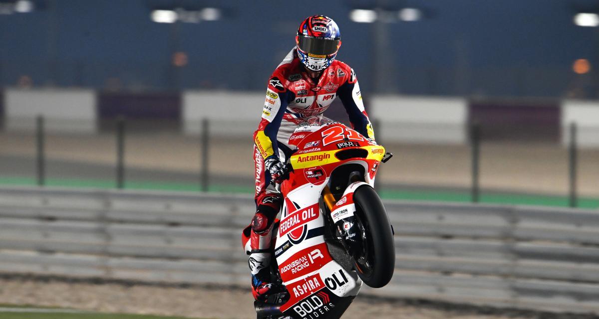 GP de Doha de Moto 2 : la grille de départ