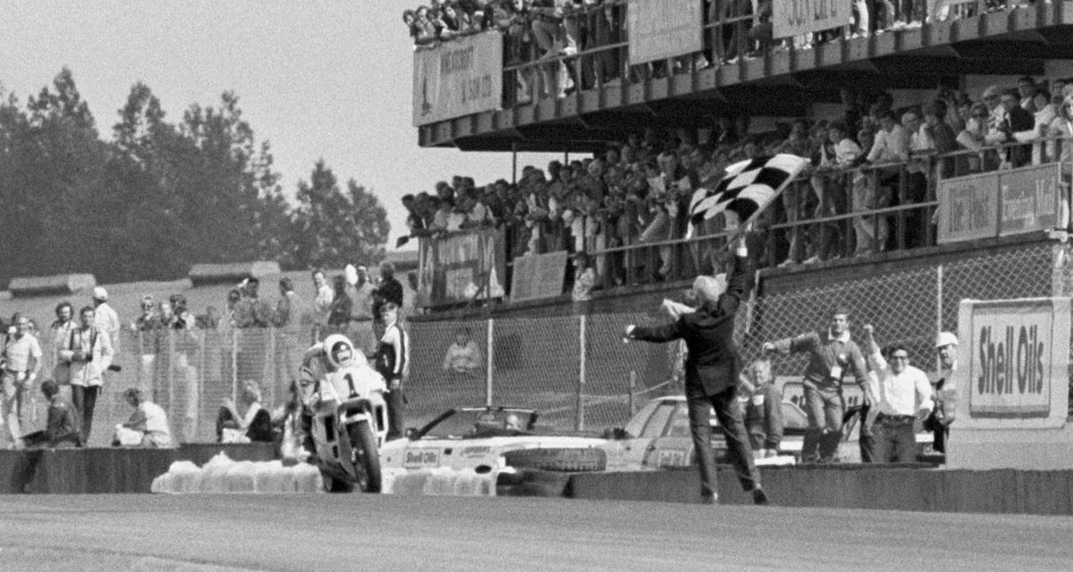 Gina Bovaird : la seule femme en moto GP. Certains records comptent plus que les victoires