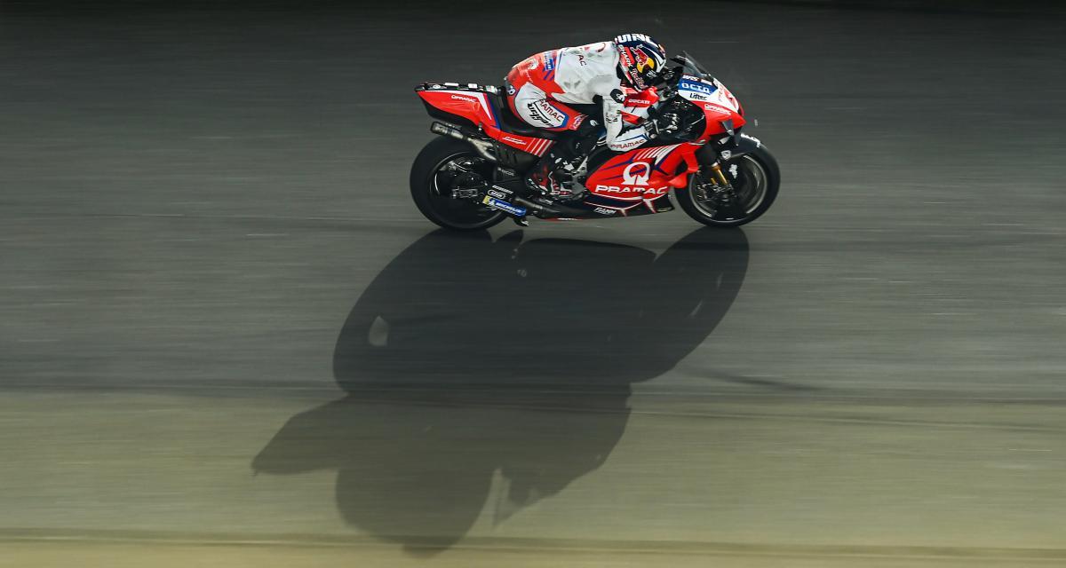 GP de Doha de MotoGP : la réaction de Johann Zarco après sa première ligne en qualifications