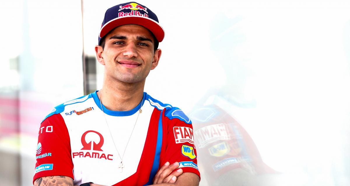 GP de Doha de MotoGP : le tour rapide de Jorge Martin en Q2 en vidéo