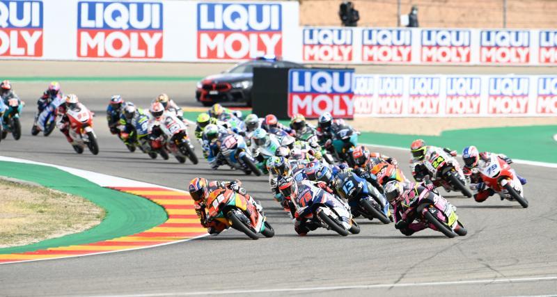 GP de Doha de Moto3 : le classement final
