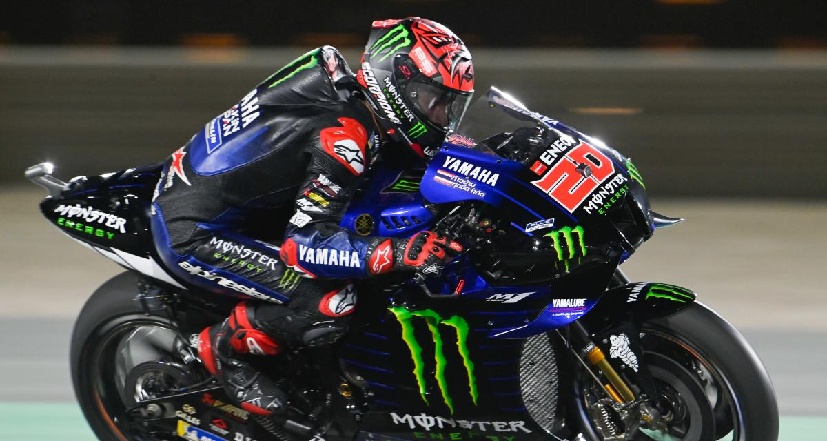 GP de Doha de MotoGP : le classement final