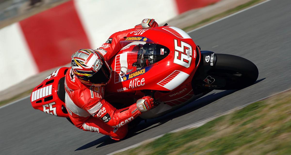 Loris Capirossi : le plus jeune champion du monde de moto
