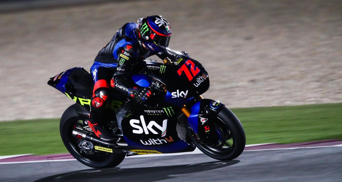 GP de Doha de Moto 2 : les résultats du Warm Up