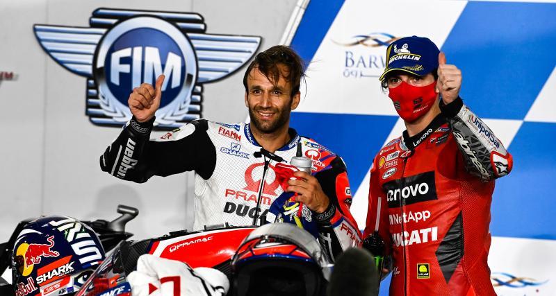 GP du Qatar de MotoGP : un dernier tour palpitant