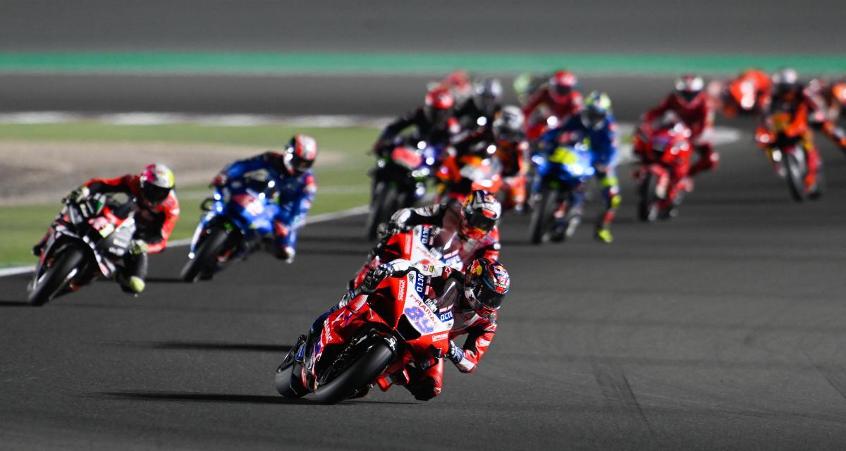 GP du Qatar de Moto GP : les cinq meilleurs moments de la course