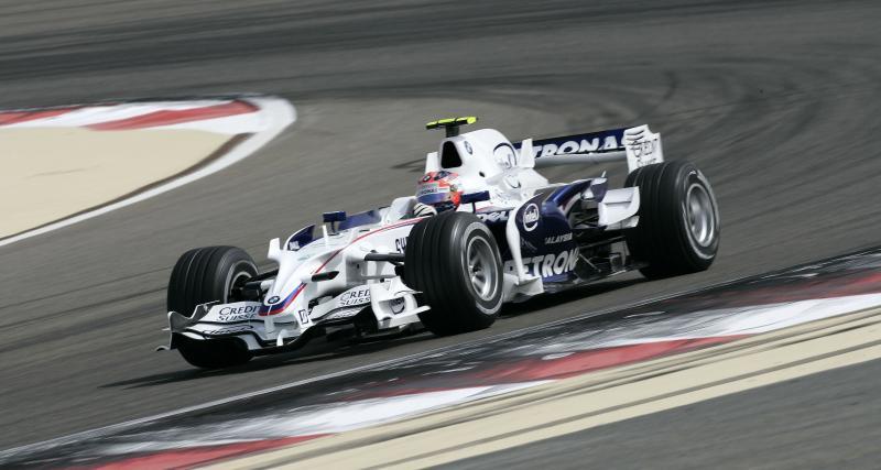 Il y a 13 ans... la seule pole position de Robert Kubica en F1