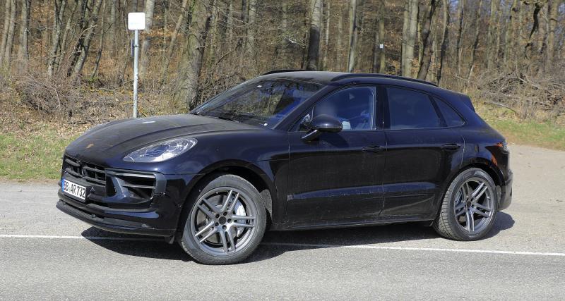 Futur Porsche Macan (2021) : restylage imminent pour les versions thermiques