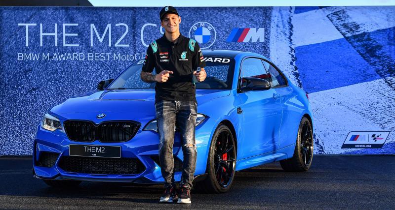 MotoGP : Fabio Quartararo, un avenir dans la Formule 1 ?