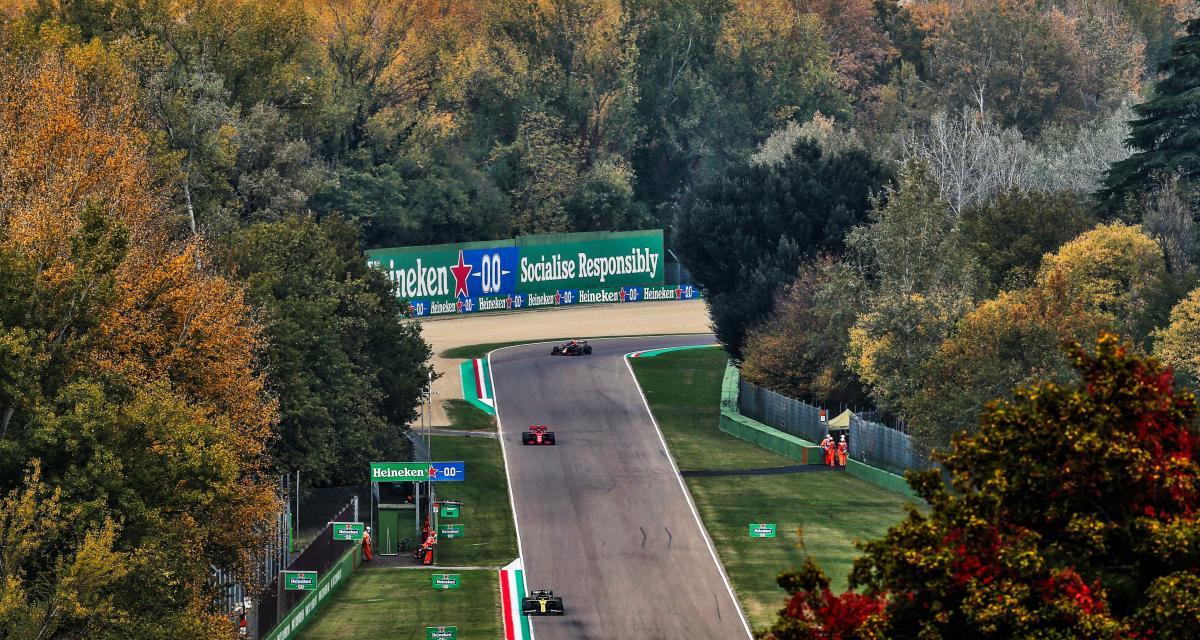 GP d'Emilie Romagne de F1 : tous les pilotes qui ont gagné à Imola