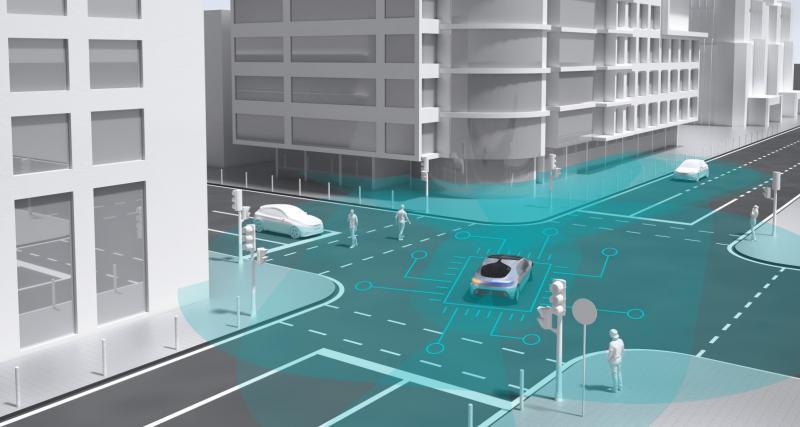 De l'IA dans tous les produits chez Bosch