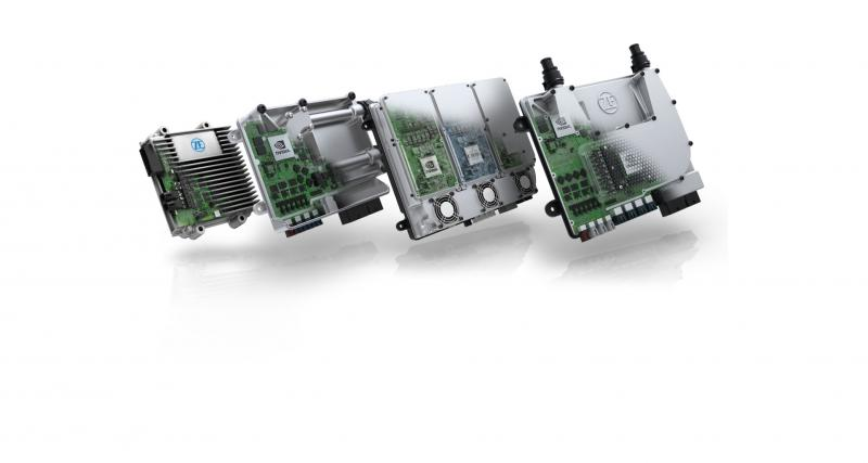 Pour ZF, la voiture du futur sera définie par logiciel