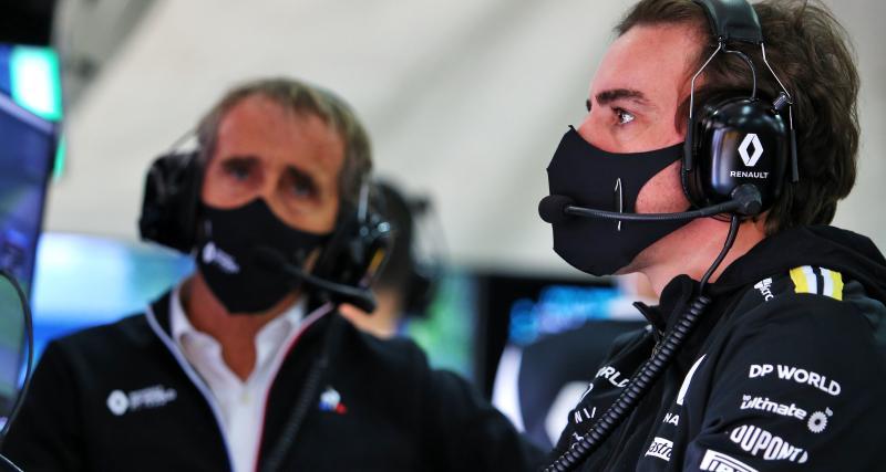 Alpine F1 Team : Alain Prost fait l'éloge de Fernando Alonso