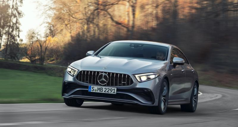 Mercedes-Benz CLS (2021) : un restylage, où ça ?