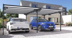 3 bonnes raisons d'installer un carport pour ma voiture