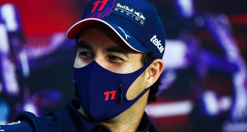 F1 - Red Bull : Sergio Pérez explique pourquoi il porte le n°11