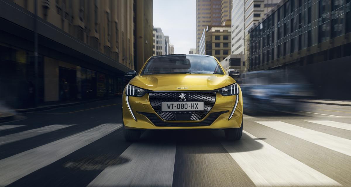 Peugeot 208 : combien d'exemplaires vendus en 2021 ?
