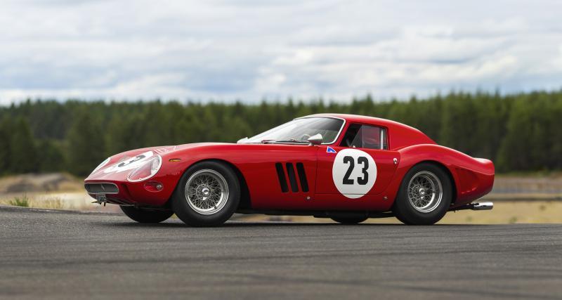 Le saviez-vous : la voiture la plus chère au monde a été vendue pour 70M€