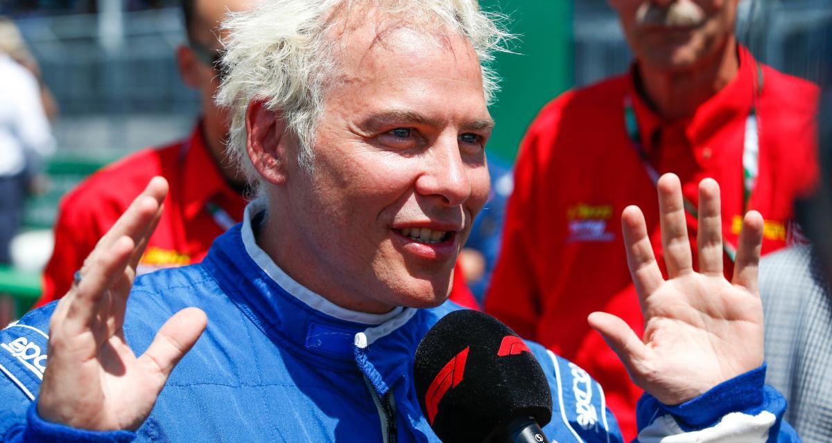 Joyeux anniversaire... Jacques Villeneuve !