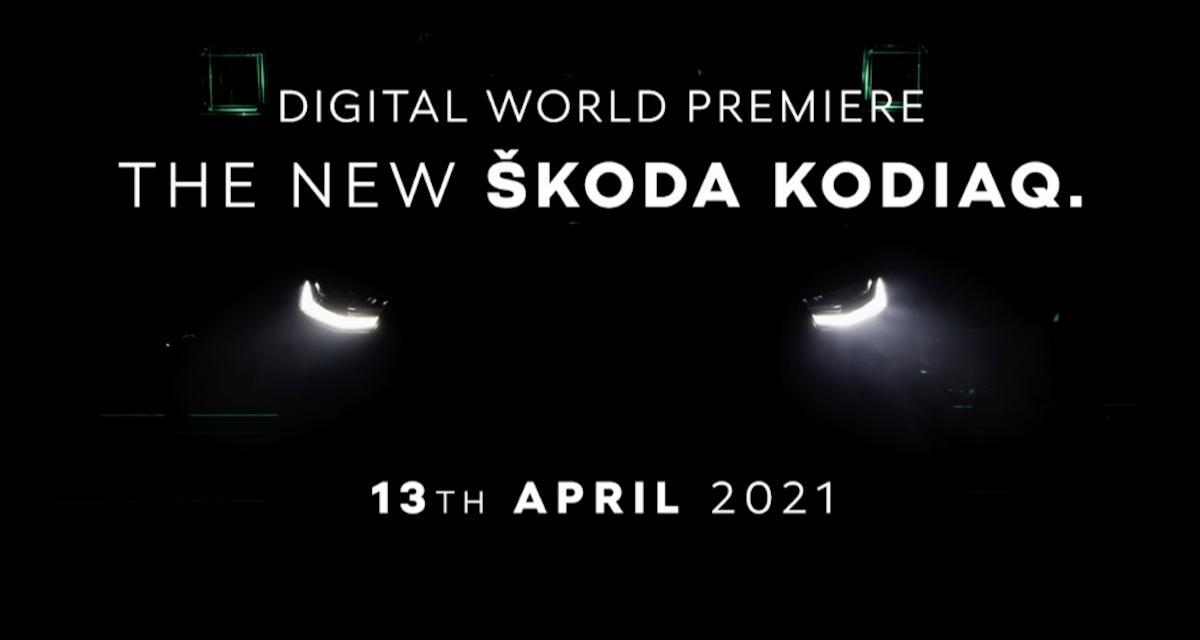 Le nouveau Skoda Kodiaq débarque le 13 avril 2021