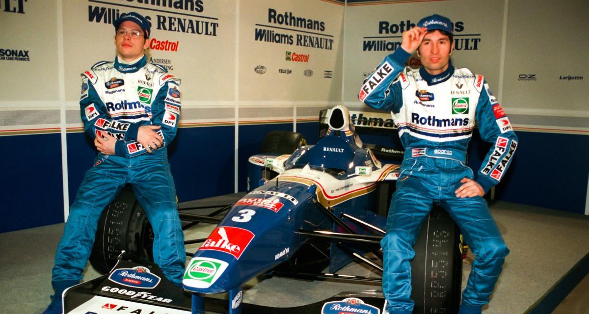 Il y a 21 ans... le 100e Grand Prix de Heinz-Harald Frentzen en F1