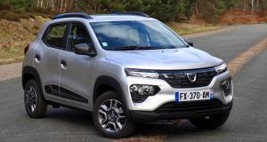 Essai de la nouvelle Dacia Spring (2021) : trois points forts qui pourraient vous séduire