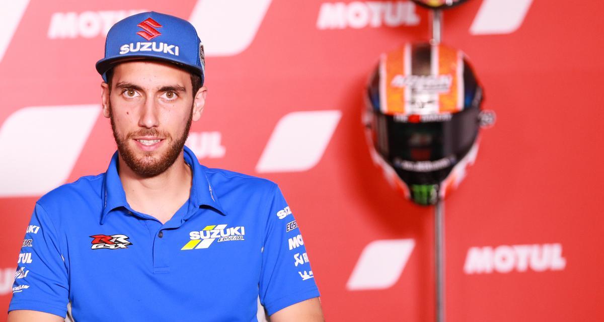 MotoGP : Alex Rins bientôt papa pour la 1ère fois