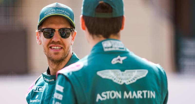F1 - Aston Martin : Vettel a passé le confinement dans une ferme