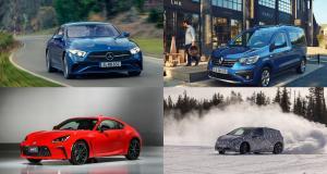 Renault Express, Mercedes-Benz CLS… les 8 nouveautés de la semaine en images
