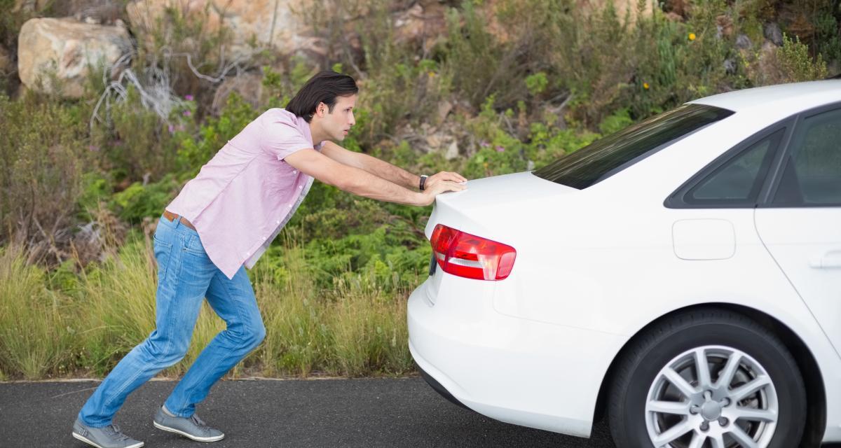 Le saviez-vous : tomber en panne d'essence sur l'autoroute peut vous valoir une amende