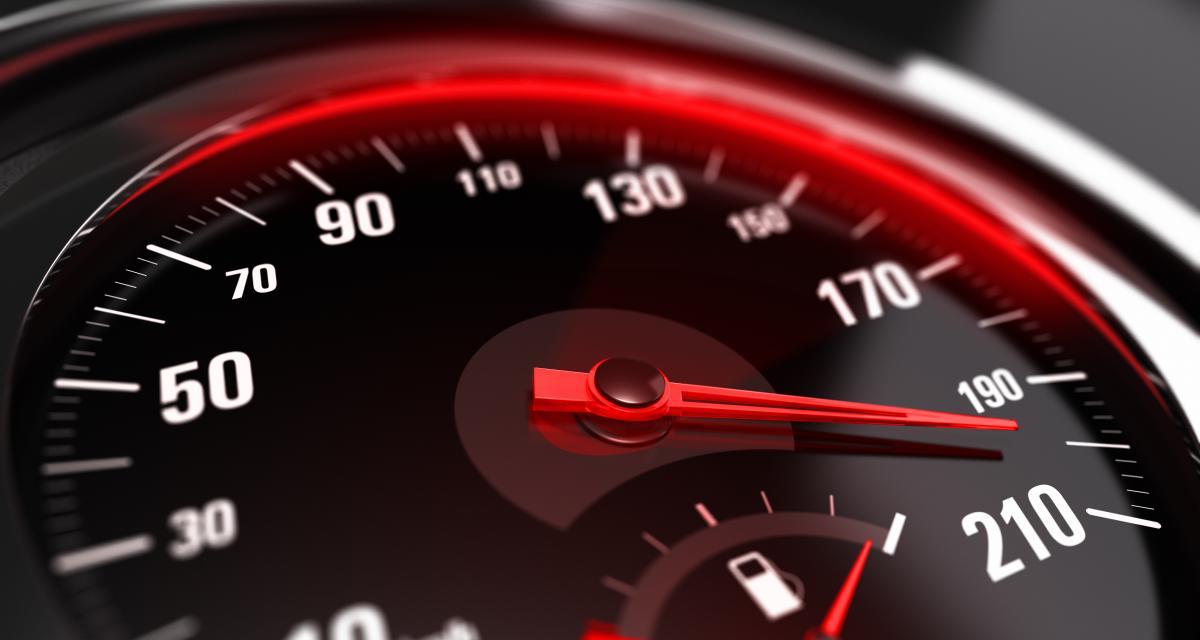 Fou du volant : flashé à 248 km/h ce chef d'entreprise espagnol regrette sa course avec une Audi