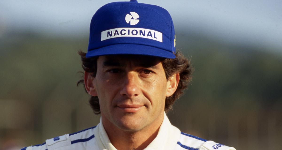 Il y a 28 ans... le dernier meilleur tour en course d'Ayrton Senna