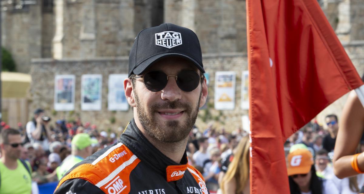 Formule E - Jean-Éric Vergne invite ses fans à le suivre pour le E-Prix de Rome
