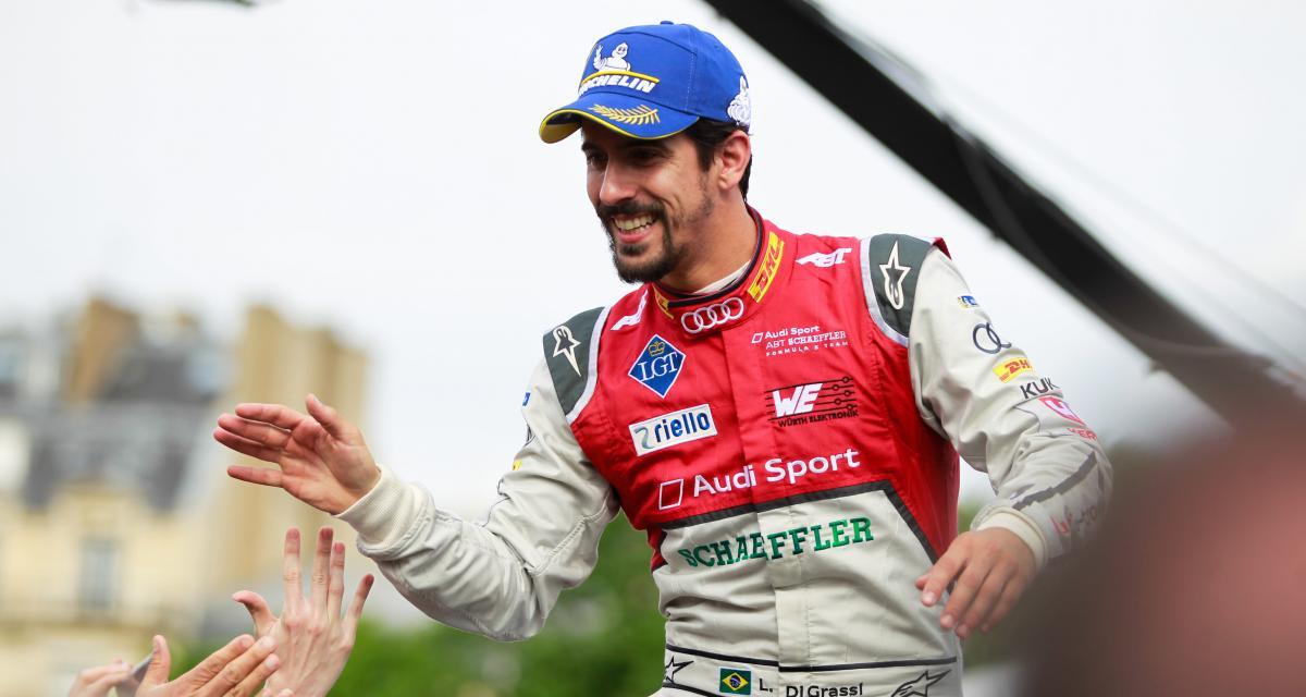 Formule E - essais libres 1 de la course 1 de l'E-Prix de Rome : les résultats