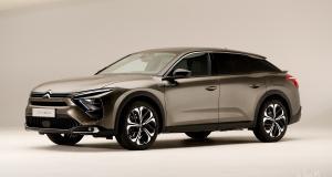 Nouvelle Citroën C5 X (2021) : révolution sur le segment des berlines familiales