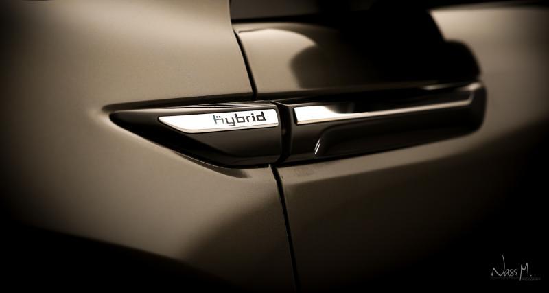 Motorisation hybride rechargeable