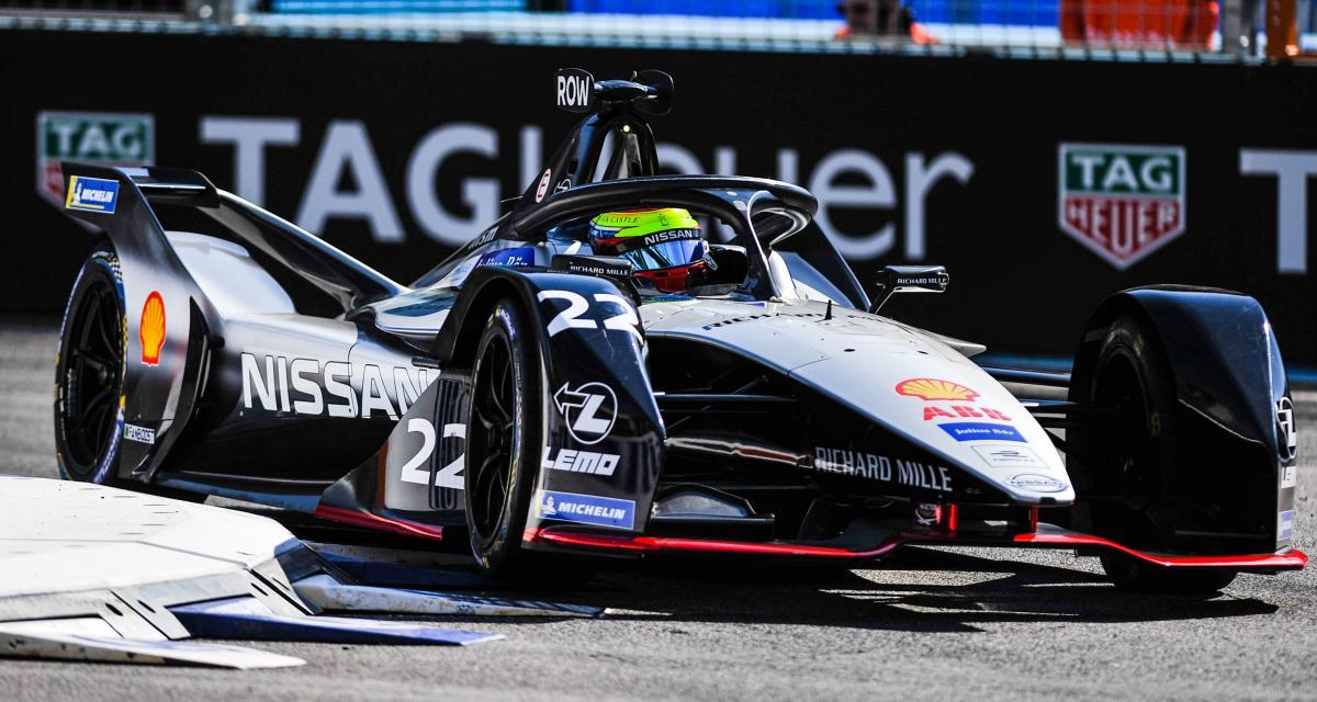 Formule E - qualifications de la course 1 de l'E-Prix de Rome : les résultats