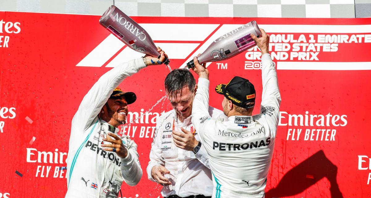 Mercedes F1 : James Allison remplacé par Mike Elliott