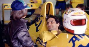 Il y a 34 ans... le 40e podium de Nelson Piquet en F1