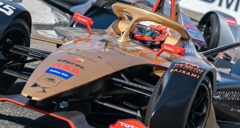 Fomule E - E-Prix de Rome : la grille de départ de la course 1