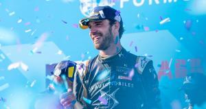 Fomule E - E-Prix de Rome : le classement final de la course 1