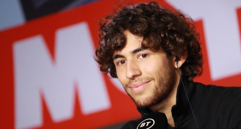 GP de Doha de MotoGP : Bastianini gêné par ses cheveux pendant la course
