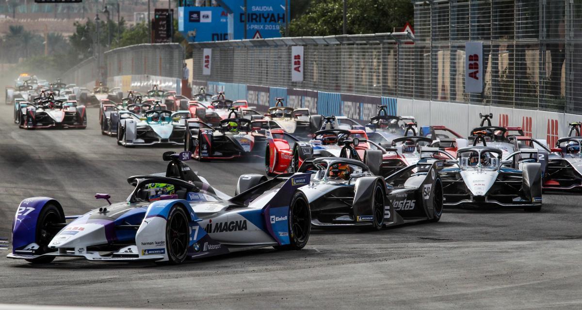 Formule E, E-Prix de Rome, round 4 : le résumé de la course 2 en vidéo