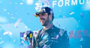 Formule E, E-Prix de Rome, Round 3 : la bagarre entre Vergne et Frijns en vidéo