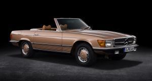Mercedes-Benz SL (R 107) : une longévité exceptionnelle pour ce luxueux roadster