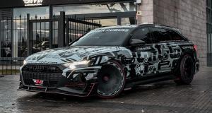 Audi RS6-R ABT : l'exemplaire de Jon Olsson déjà en vente pour 350.000€